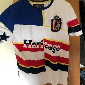 heritage t shirt